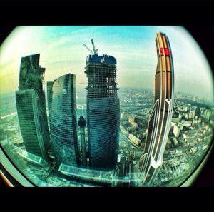 Экскурсия в Москва - Сити