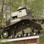 Военно-Исторический музей Бронетанкового Вооружения и Техники