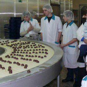 Туры на завод кондитерских изделий