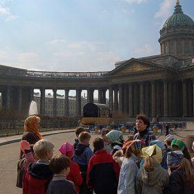 Школьные туры в Санкт-Петербург