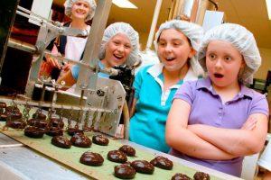 Экскурсии на шоколадную фабрику дети и школьники
