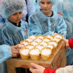 экскурсии туры для школьников мороженное