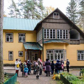 музей Чуковского Переделкино