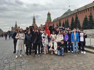 Автобусные школьные экскурсии туры Москва