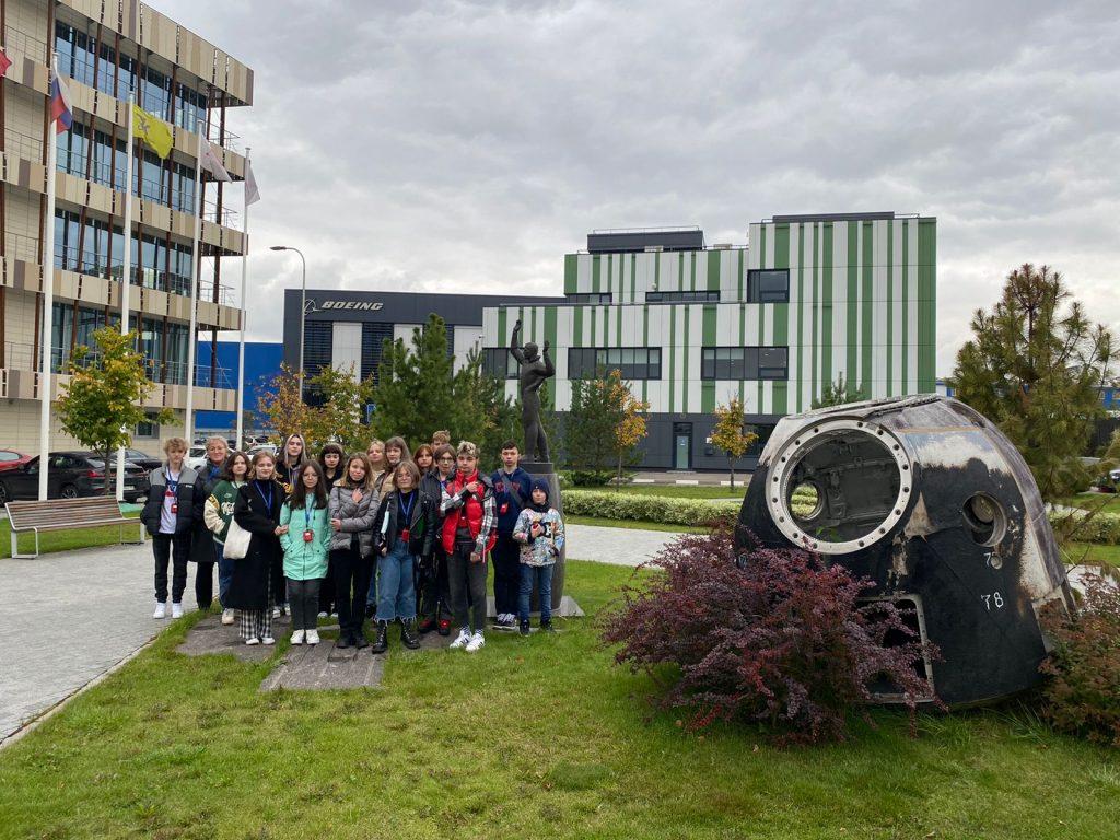 Школьные экскурсии туры в Сколково